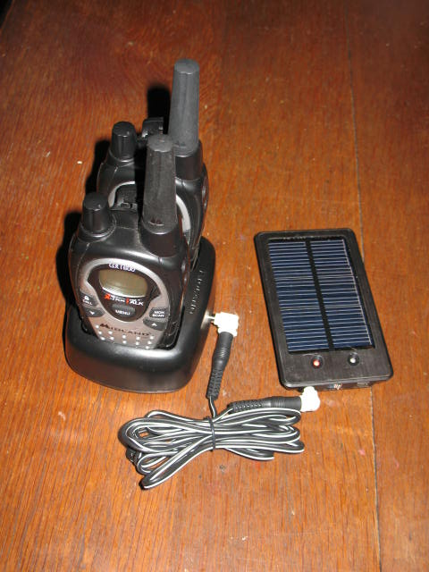 Portable Solar Power Sensible Survival