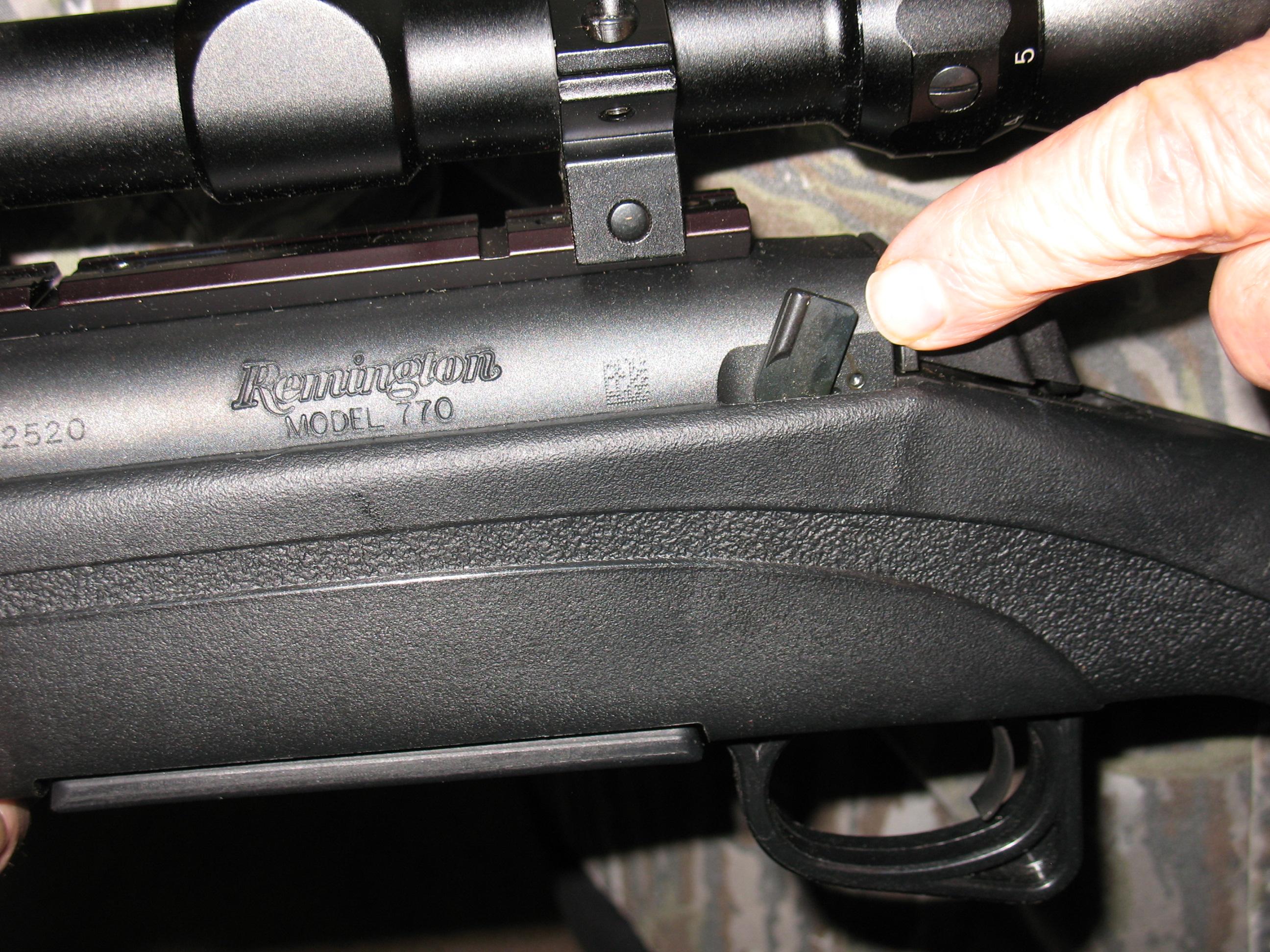 Remington 770 upgrades Large-Bore/Small-Bore Rifle/Shotgun. . hands on ... bonuscode 365 bet365 konto gesperrt nach einzahlung