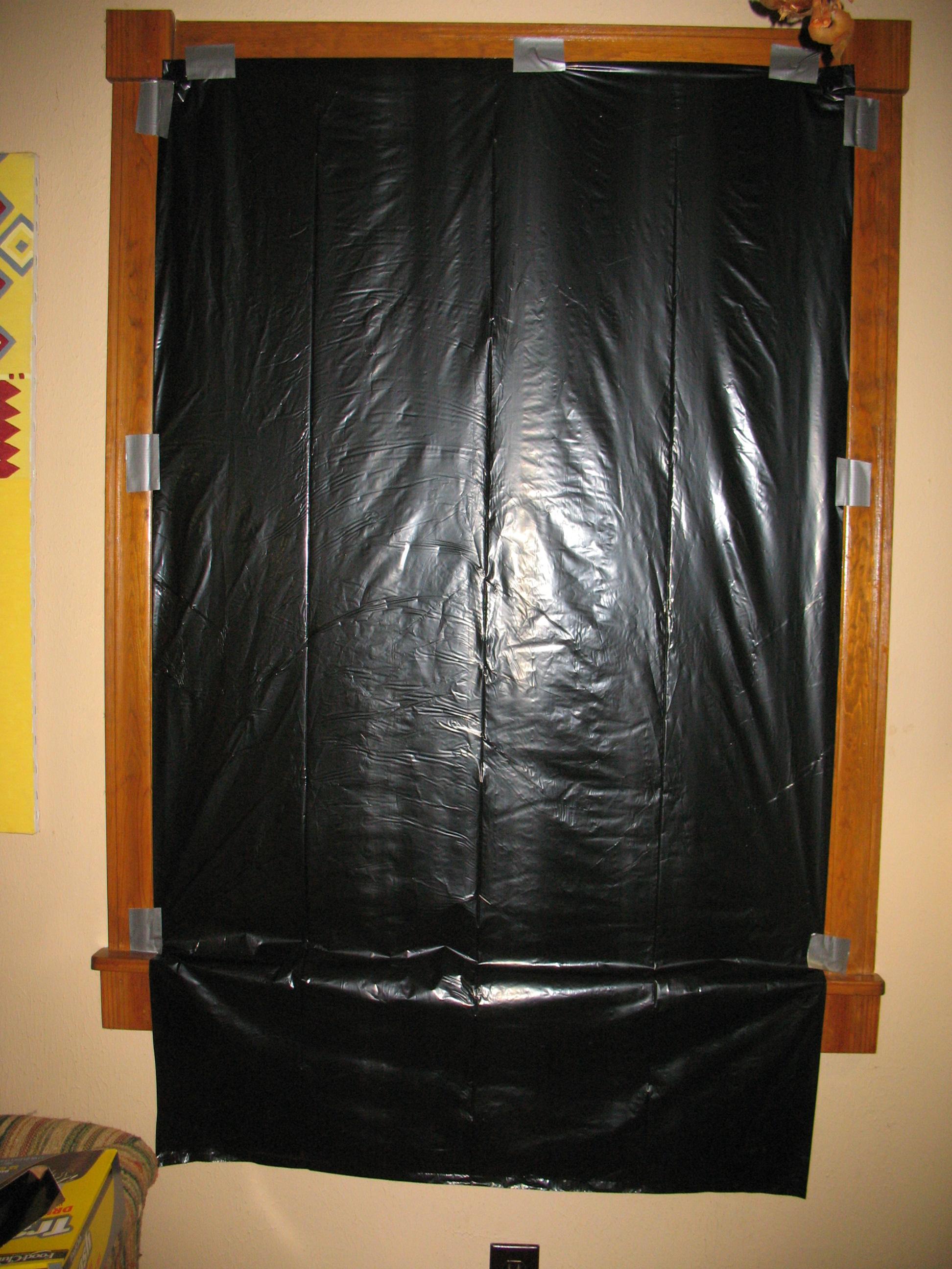 home security blackout curtains sensible survival. Black Bedroom Furniture Sets. Home Design Ideas