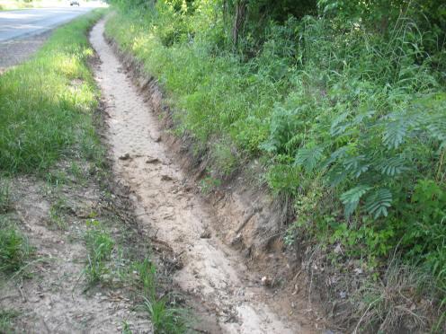 01 bar ditch sand