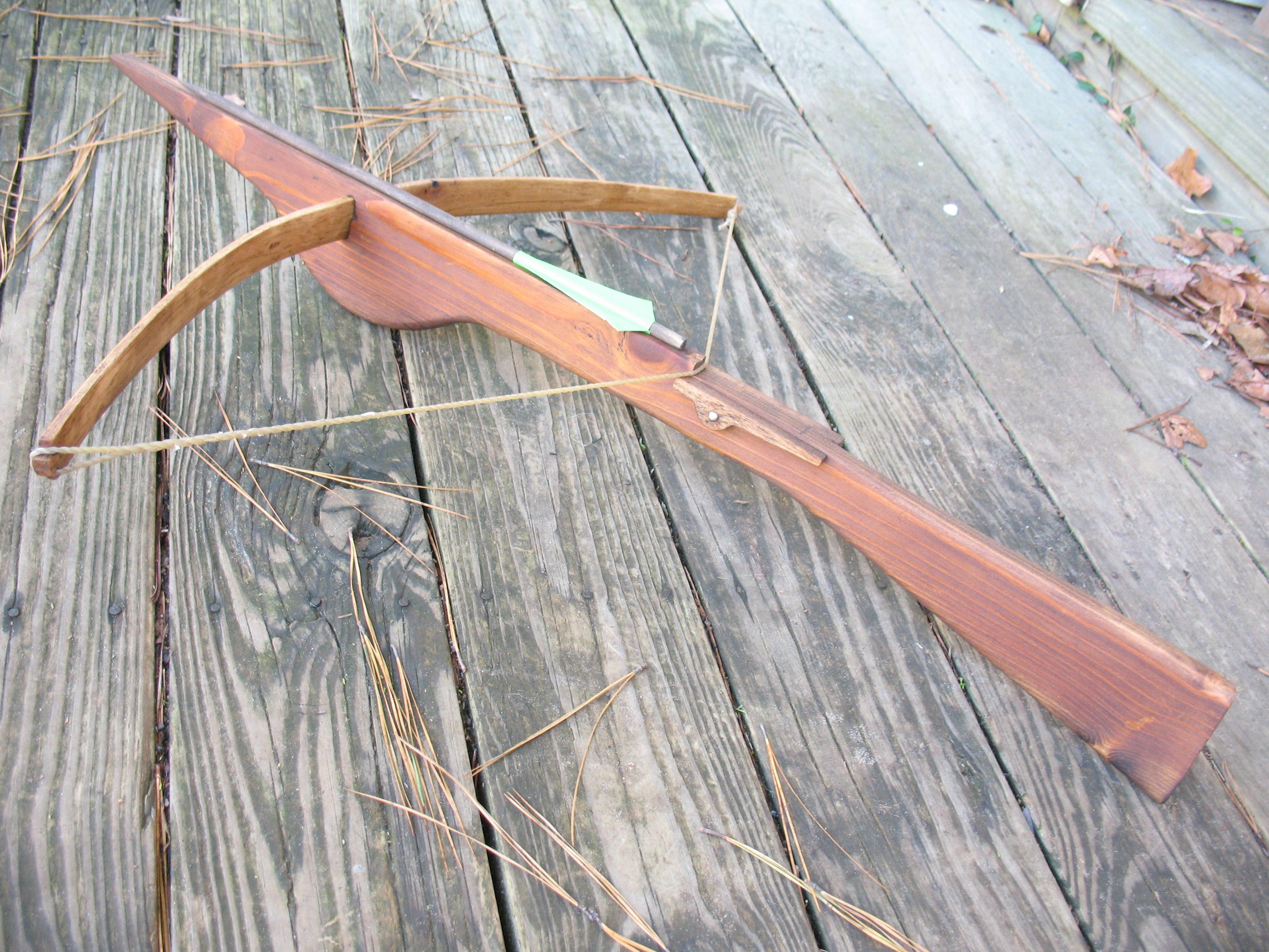 Как сделать деревянную стрелы 20