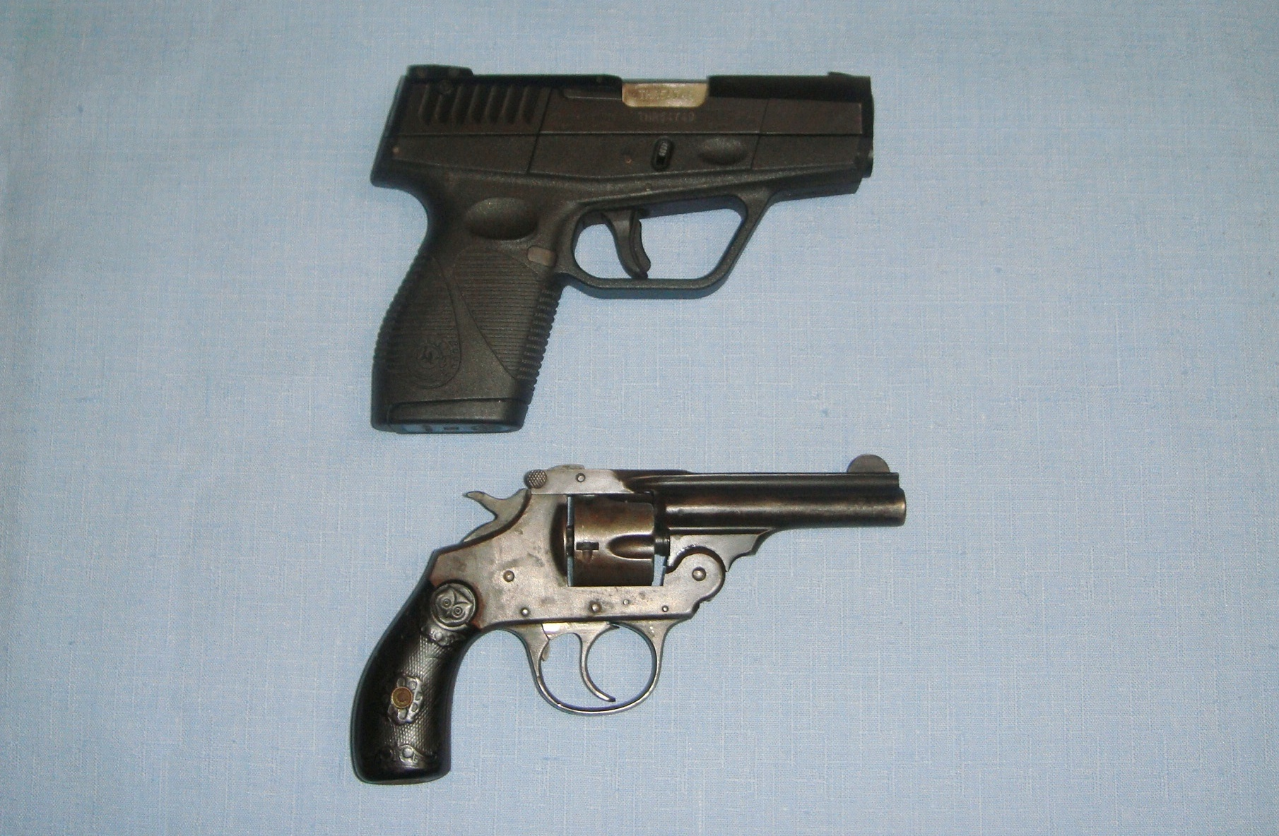 709 slim 9mm pistol - So The Problem Was That We Didn T Go Fishing Anymore That Spring Or Summer And I Never Fired The Gun When I Finally Got Around To Taking The Taurus Down