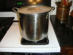 15 boil water